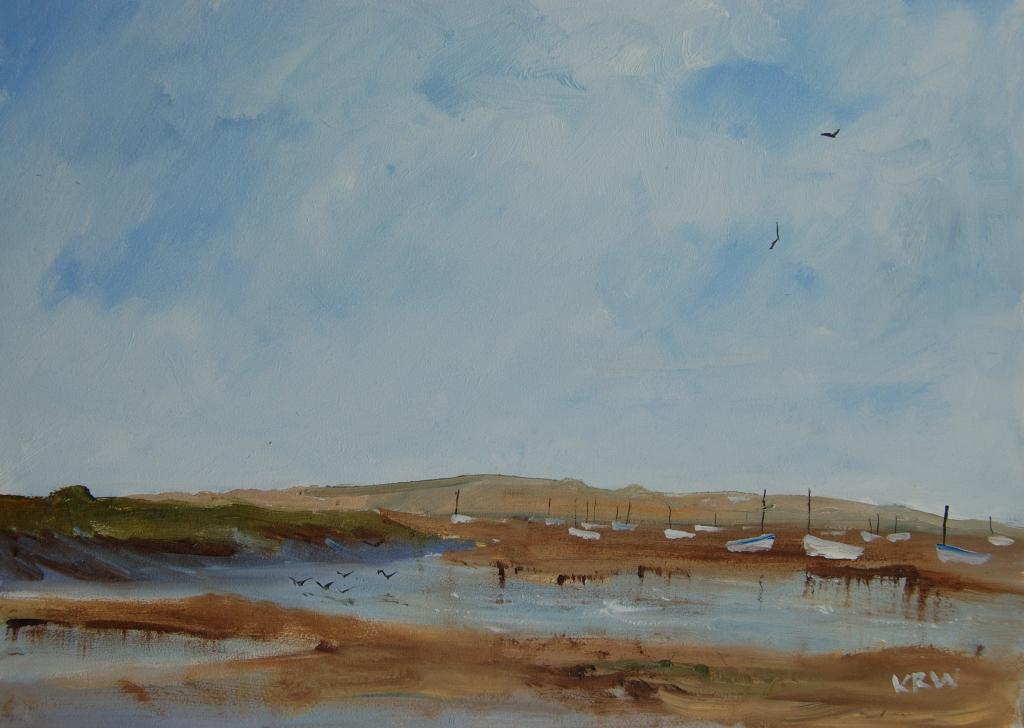 Wells Boats oil