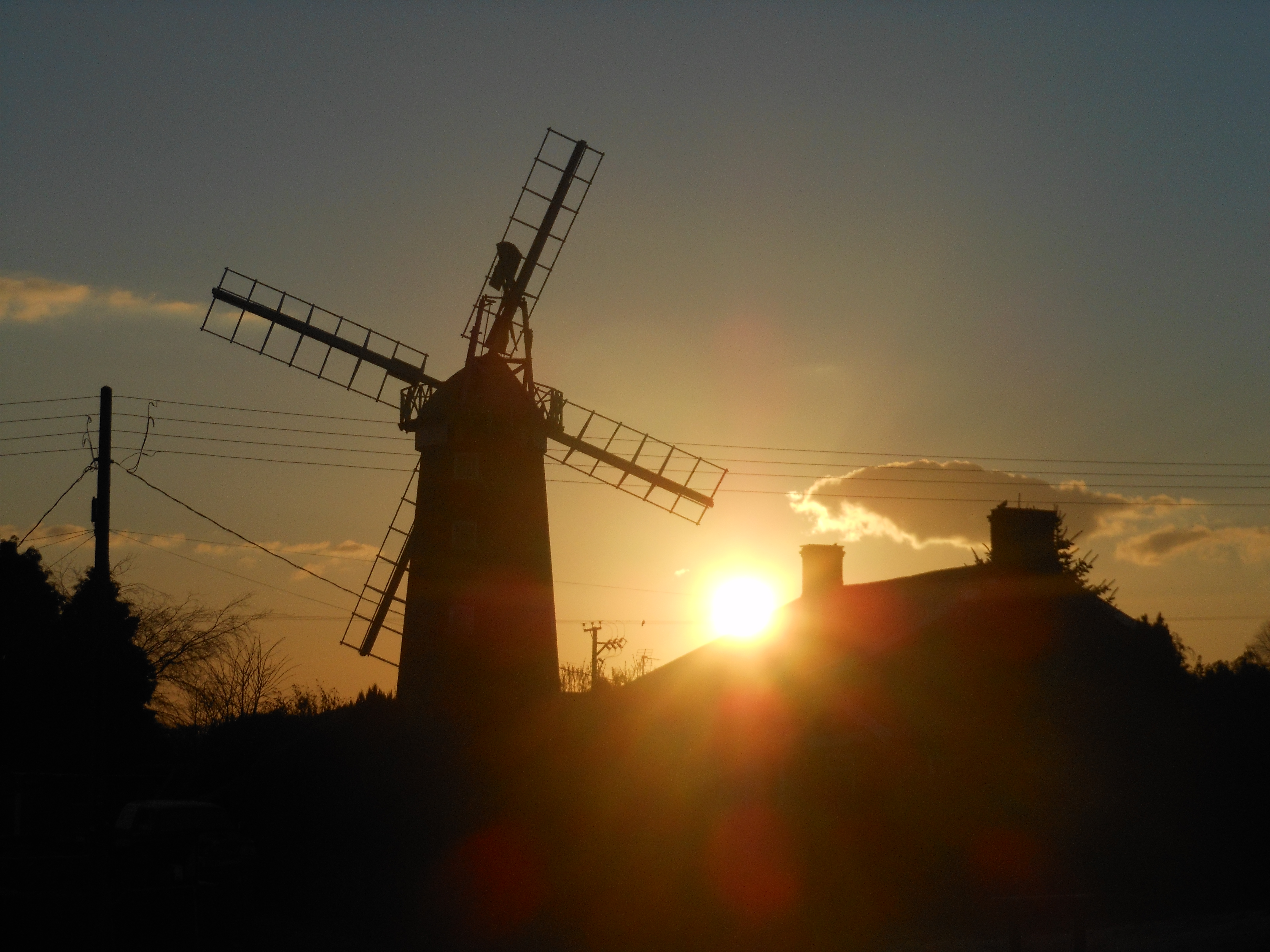 wicklewood mill photo